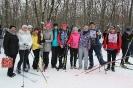 Лыжные соревнования на первенство обкома 18.02.2017