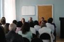 Встреча с профсоюзным активом Марксовской РБ 19.05.2017